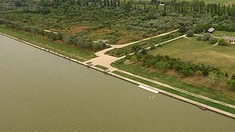 Siralmas látvány fogadhatja a Velencei-tónál: haltetemekkel van tele a tó