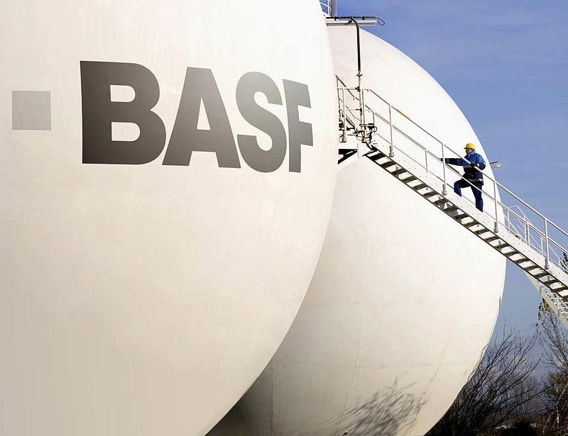 A BASF visszalépett a Gazprom-üzlettől