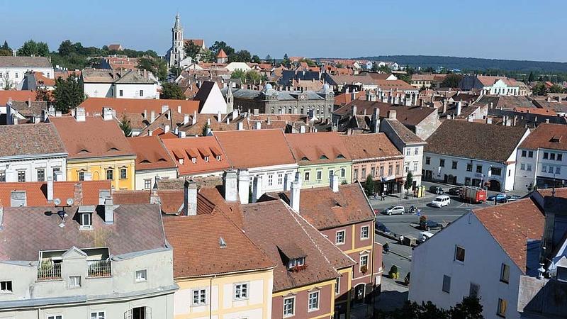 60 milliárdot költhet el Sopron