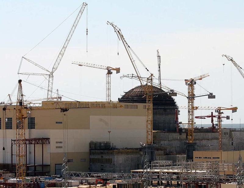 Atomerőművet épít Egyiptomban a Roszatom
