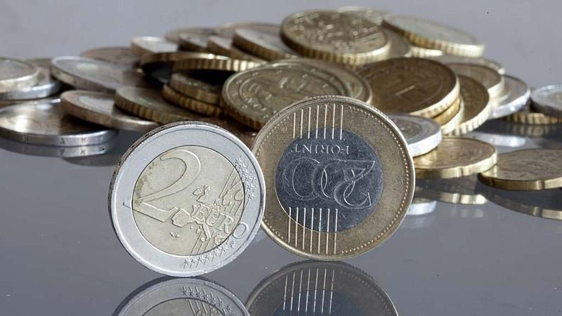 Két éve nem történt ilyen az euróval