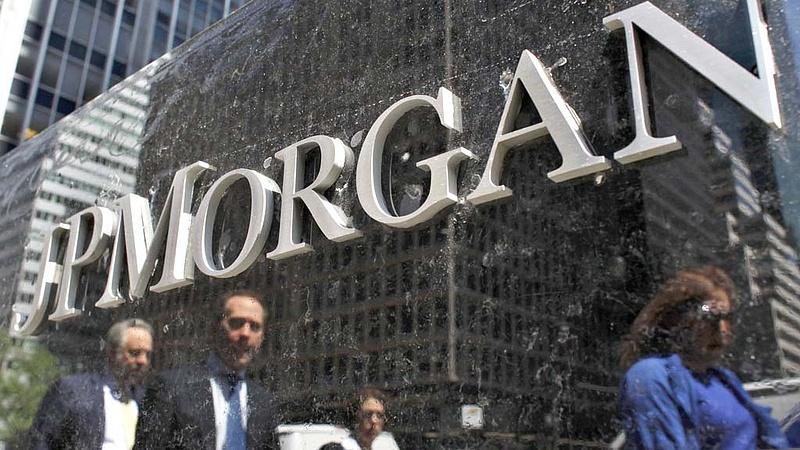 Erős negyedéve volt a JP Morgan Chase-nek
