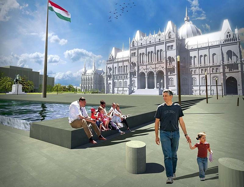 Szupertitkos közbeszerzés a Kossuth-téren - ki áll a háttérben?