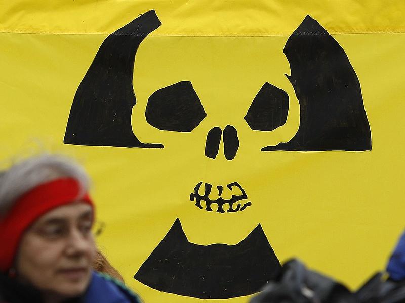 Megemelkedett radioaktív sugárzást mértek Angliában