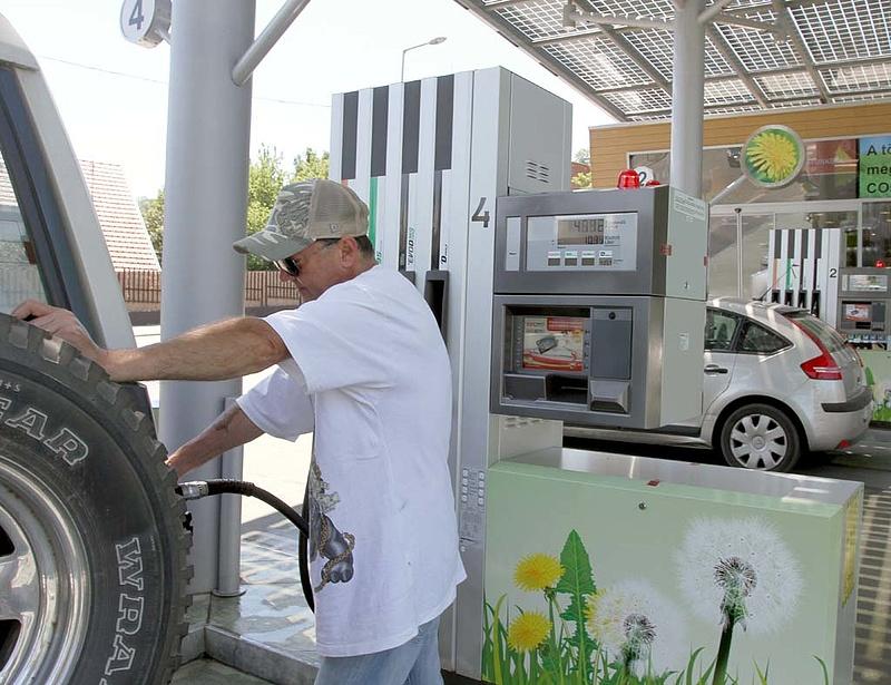 Meglepetés a hazai benzinkutakon
