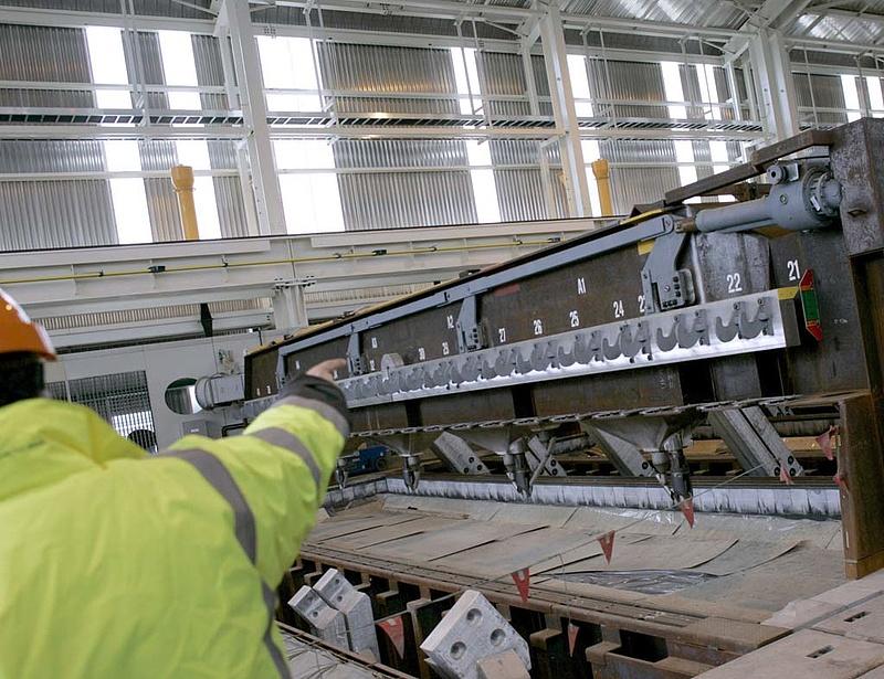 Csökkentik termelési kapacitásukat az alumíniumgyártók