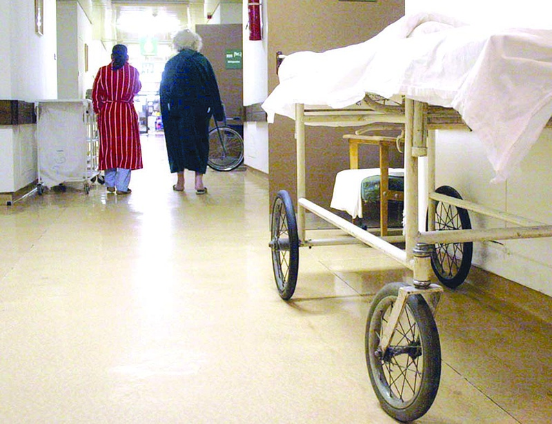 A minimumfeltételeknek sem felelnek meg a magyar kórházak?