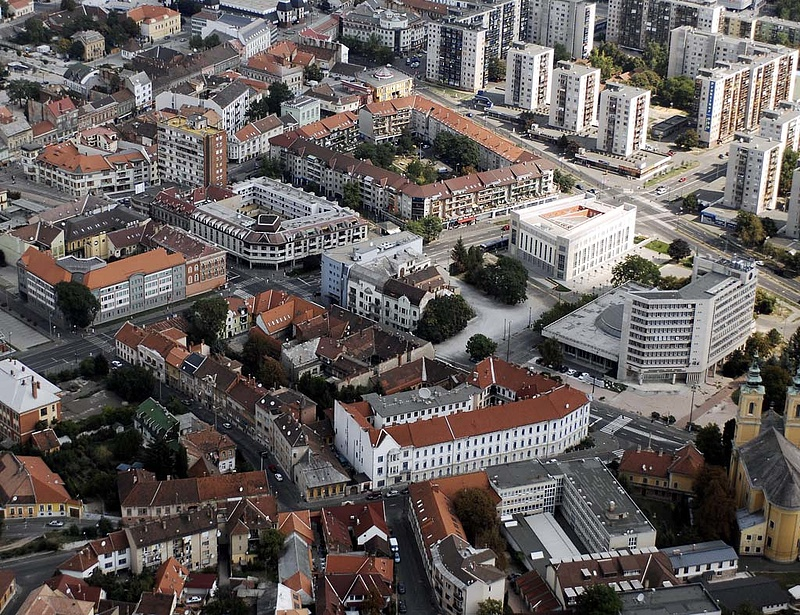 Német beruházás Miskolcon