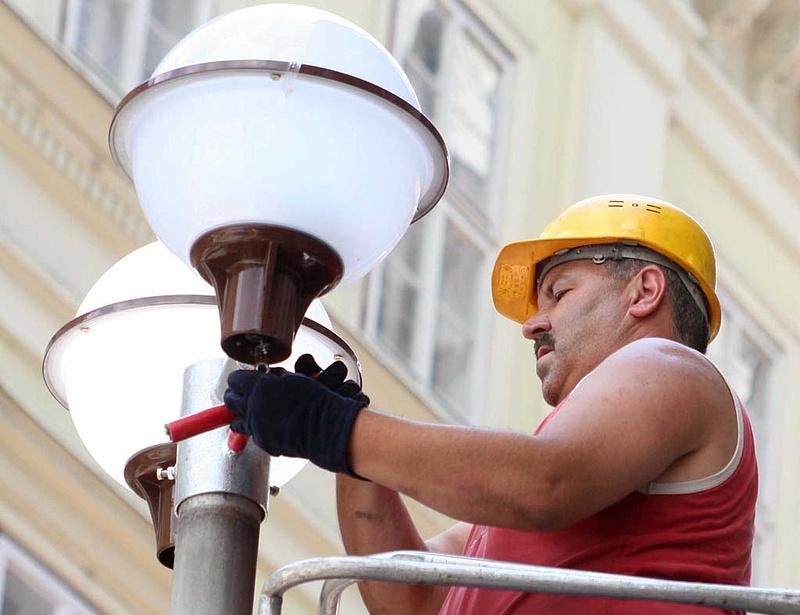 Nagyot drágulhat a közvilágítás Magyarországon
