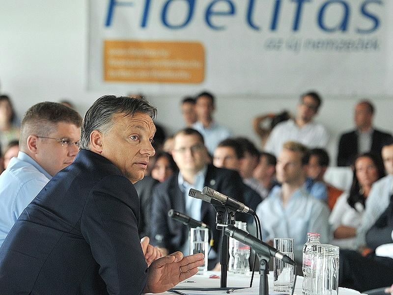 Orbán: ellenforradalmi kísérletek zajlanak