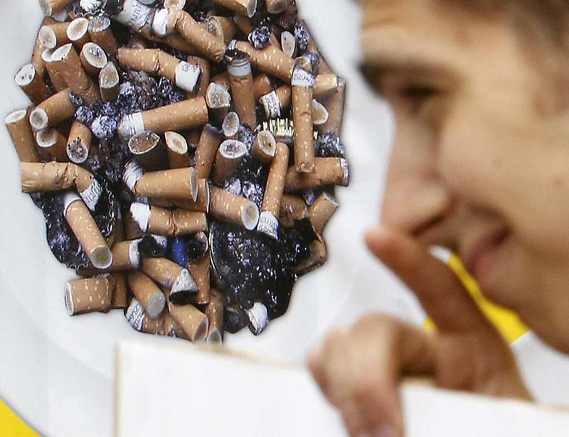 Jó hír a dohányboltoknak: nem tudunk leszokni a cigiről