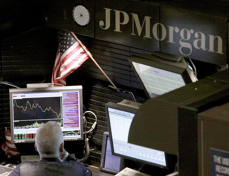 Többszörösége nőtt a JP Morgan nyeresége