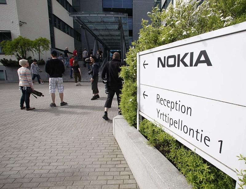 Jó hírekkel állt elő a Nokia