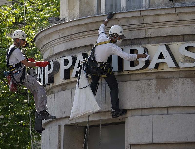 Vezérváltás a BNP Paribas-nál