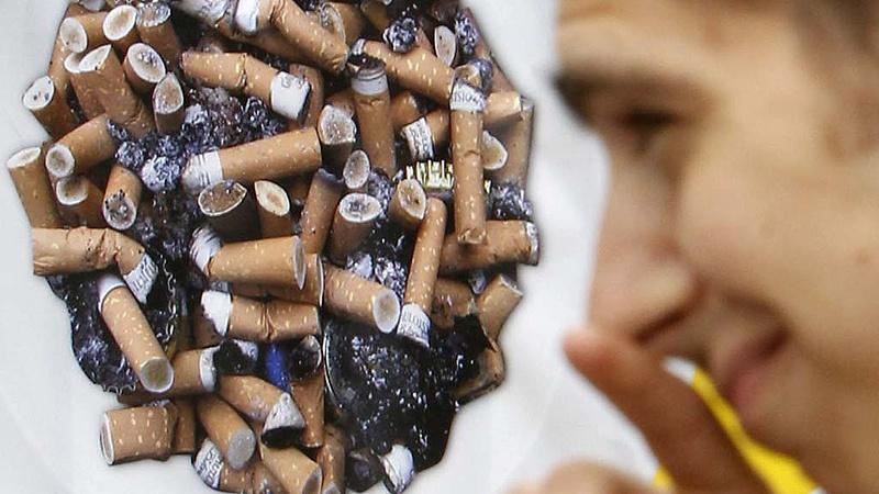 Újabb csapást mérnek a dohányiparra