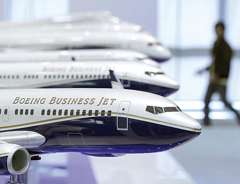 Elindult a Boeing első gyára Kínában