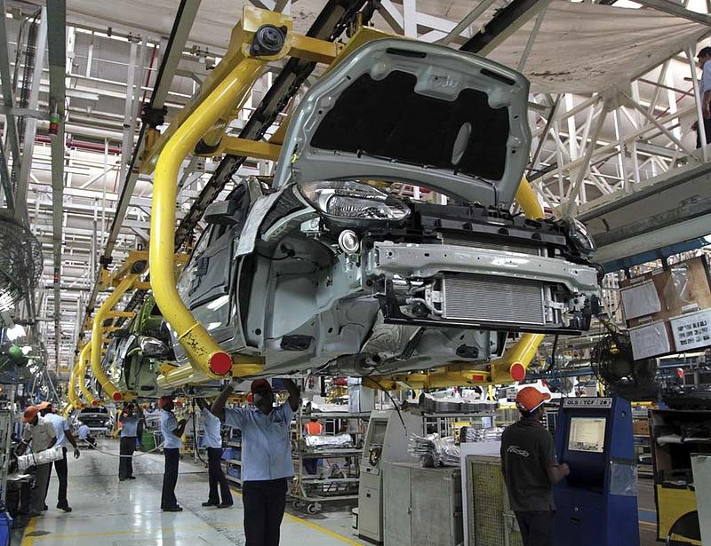 A Ford betett az amerikai iparnak
