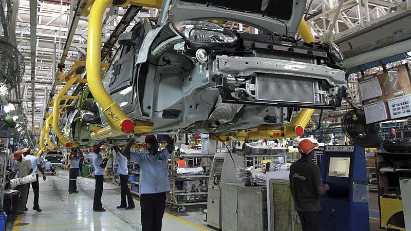 Lassult az ipari termelés növekedése az USA-ban