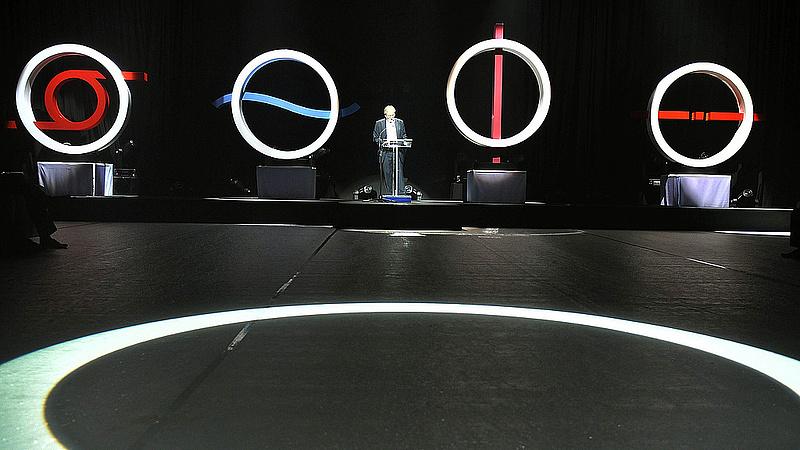 Botrány az állami tévében: ki, kit csinál ki?