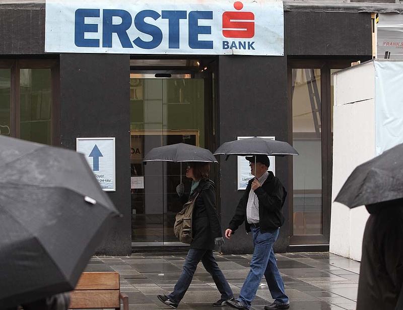 Az Erste tőkét emel lakástakarékpénztárában