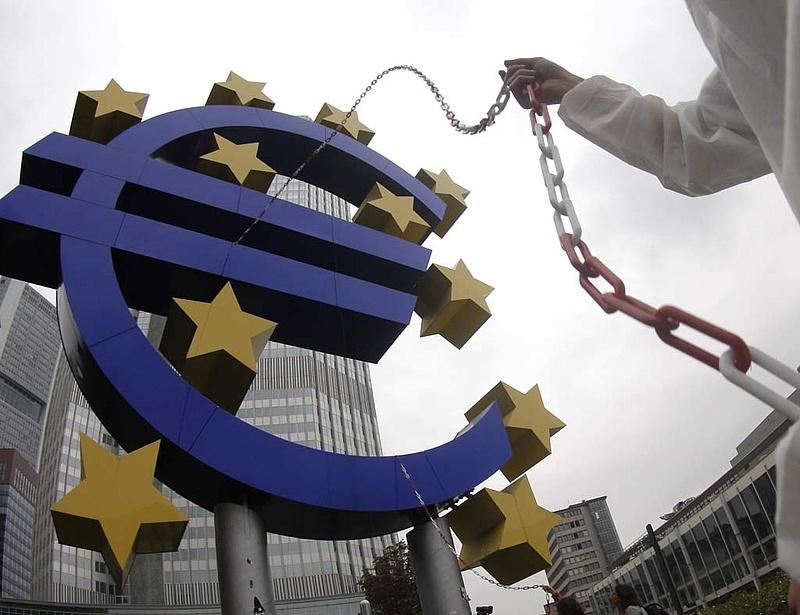 Cáfol az ECB, ellenállnak a németek