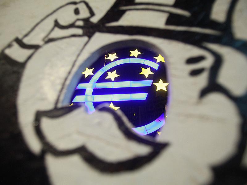 Felemás adatok az eurózónából