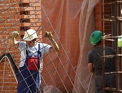 Novemberben hasított az építőipar