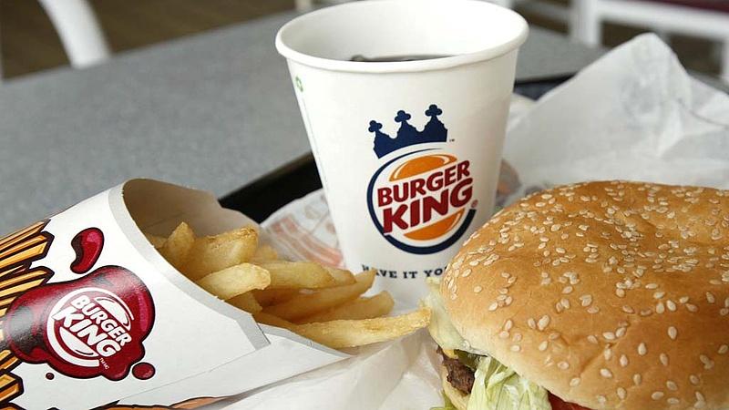 Kiakadt a belga királyi család a Burger King reklámján