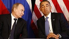 """""""Putyin egy hadúr atomfegyverekkel"""" - Obama emlékirataiban állt bele Oroszországba"""