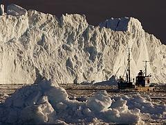 Ettől féltünk: óriási jégtömb vált le az Antarktiszról