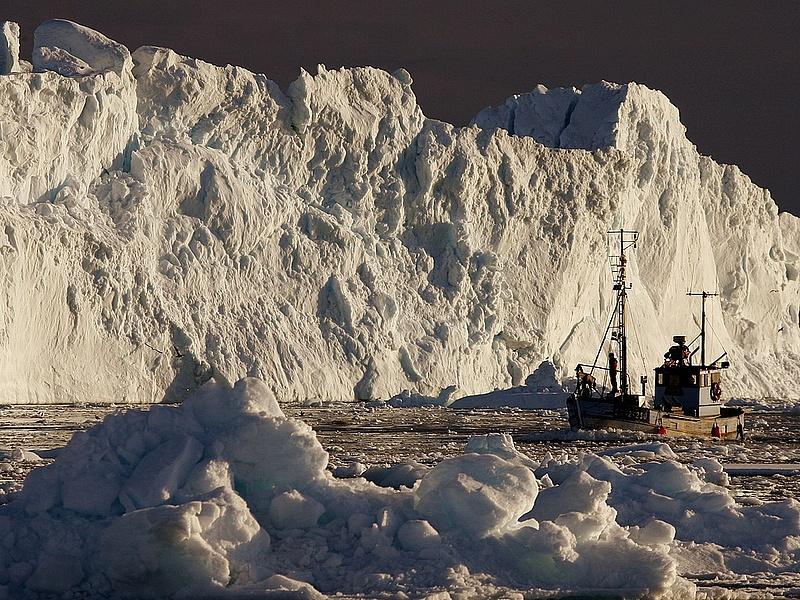 Hatalmas jégdarab szakadt le az Antarktiszról - 50 éve nem láttak ilyet