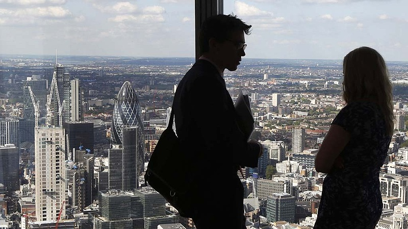 Brexit: már menekülnek a bankok Londonból