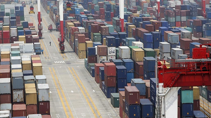 Már év végére erejét veszítheti a világkereskedelem - londoni elemzők