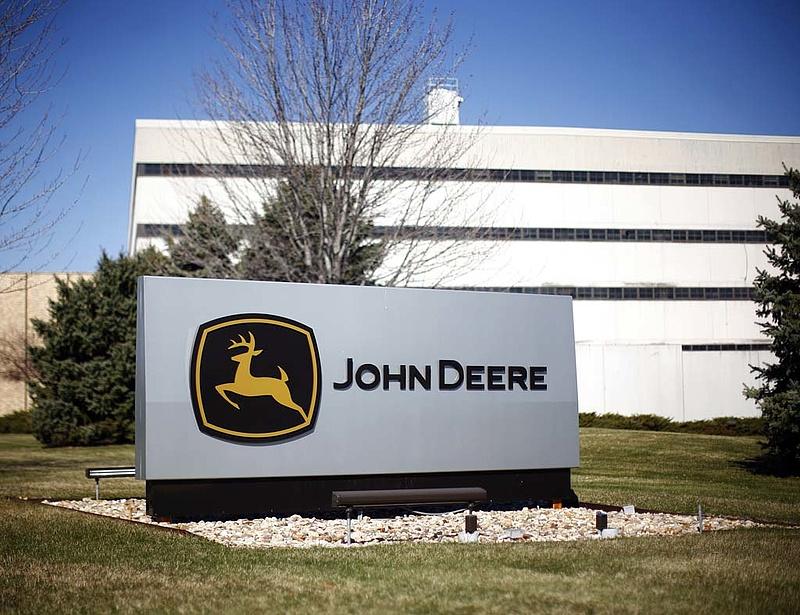 Nagyon jó számokat vár idén a John Deere