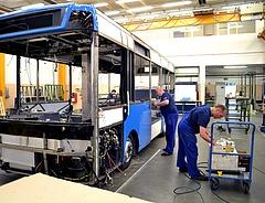 Újraéled a magyar buszgyártás?