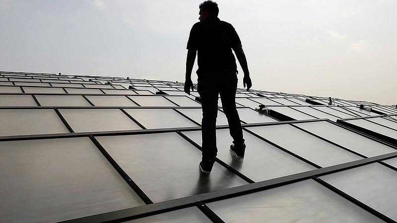Brutális módon nő a napenergia-felhasználás