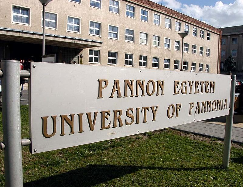 Kistafírozta az állam a Pannon Egyetemért Alapítványt