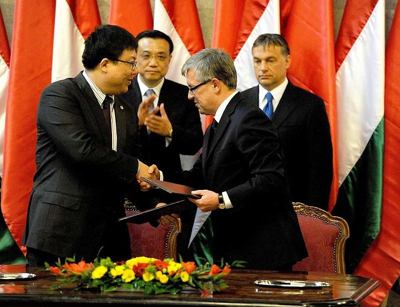 Komoly uniós aggodalmak a magyar kormány kínai stratégiai partnerével szemben
