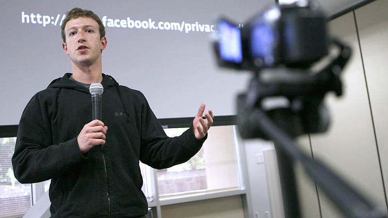 Zuckerberg bejelentkezett a bronzéremre