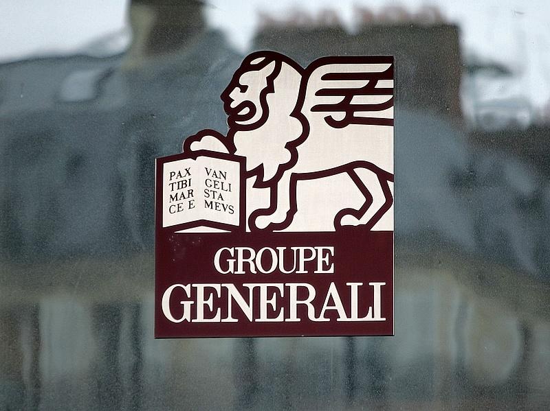 Jelentősen nőtt a Generali-csoport díjbevétele az év háromnegyedében