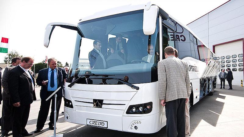 Viszik a magyar buszt, mint a cukrot