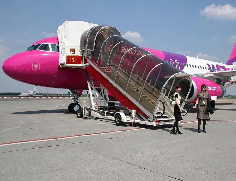 Fejleszt a Wizz Air - négy új helyszín érhető el Budapestről