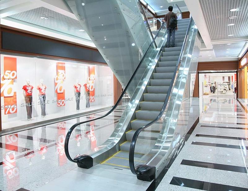 Durva hatása volt a válságnak - Vége a bevásárlóközpontoknak