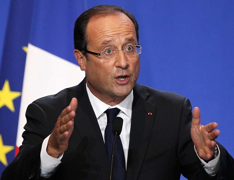 Hollande: Brüsszel nem diktálhat Franciaországnak