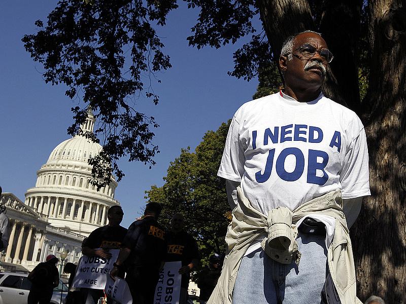 A vártnál jobban nőtt az amerikai munkanélküli segélyt kérők száma