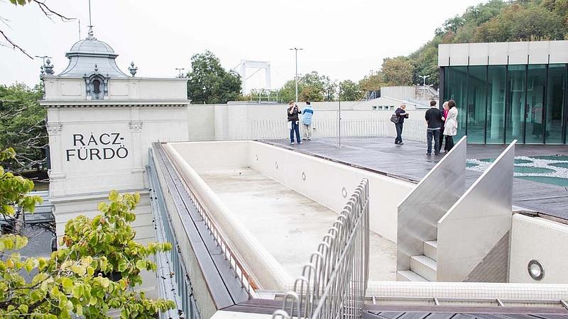 Hétmilliárdot adna a főváros a Rác fürdő és hotel megszerzésére