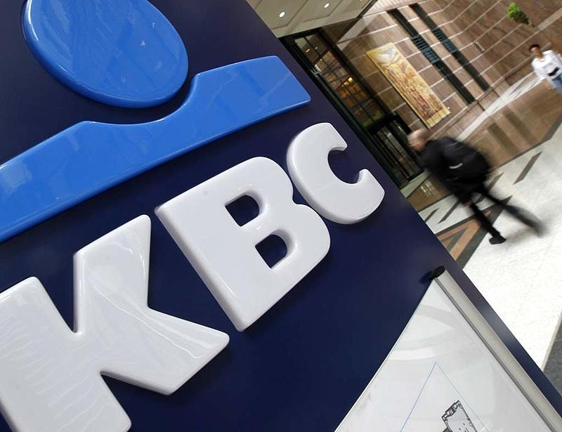 Erős negyedévet zárt a KBC
