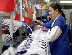 Felpörgött a magyar ipar