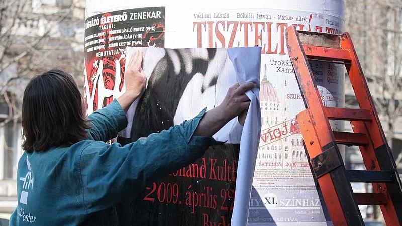 Még több plakáthelyet venne a Jobbik