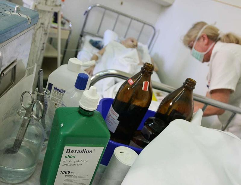A budapesti kórházak helyzete  tarthatatlan -  Változások jönnek